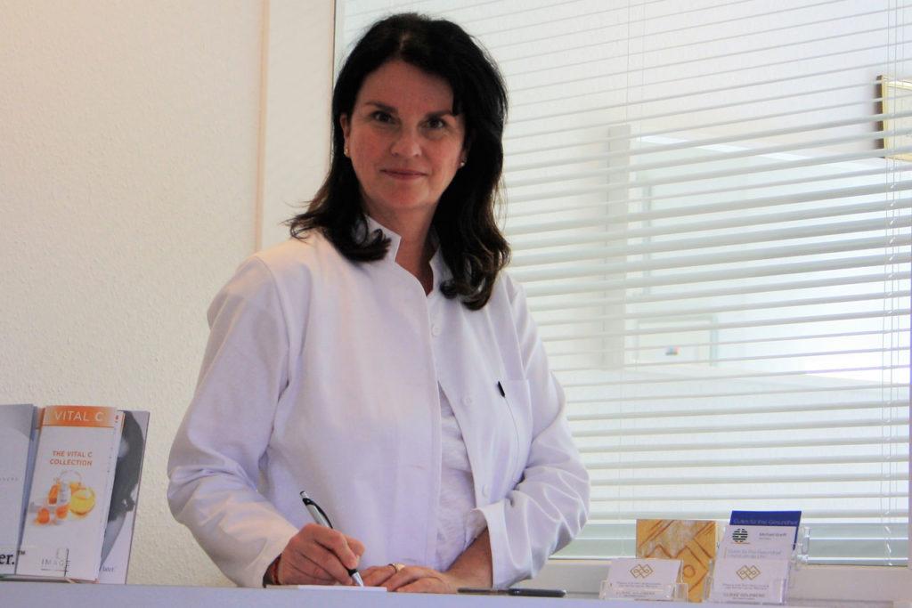 Heilpraktikerin Ulrike Goldberg