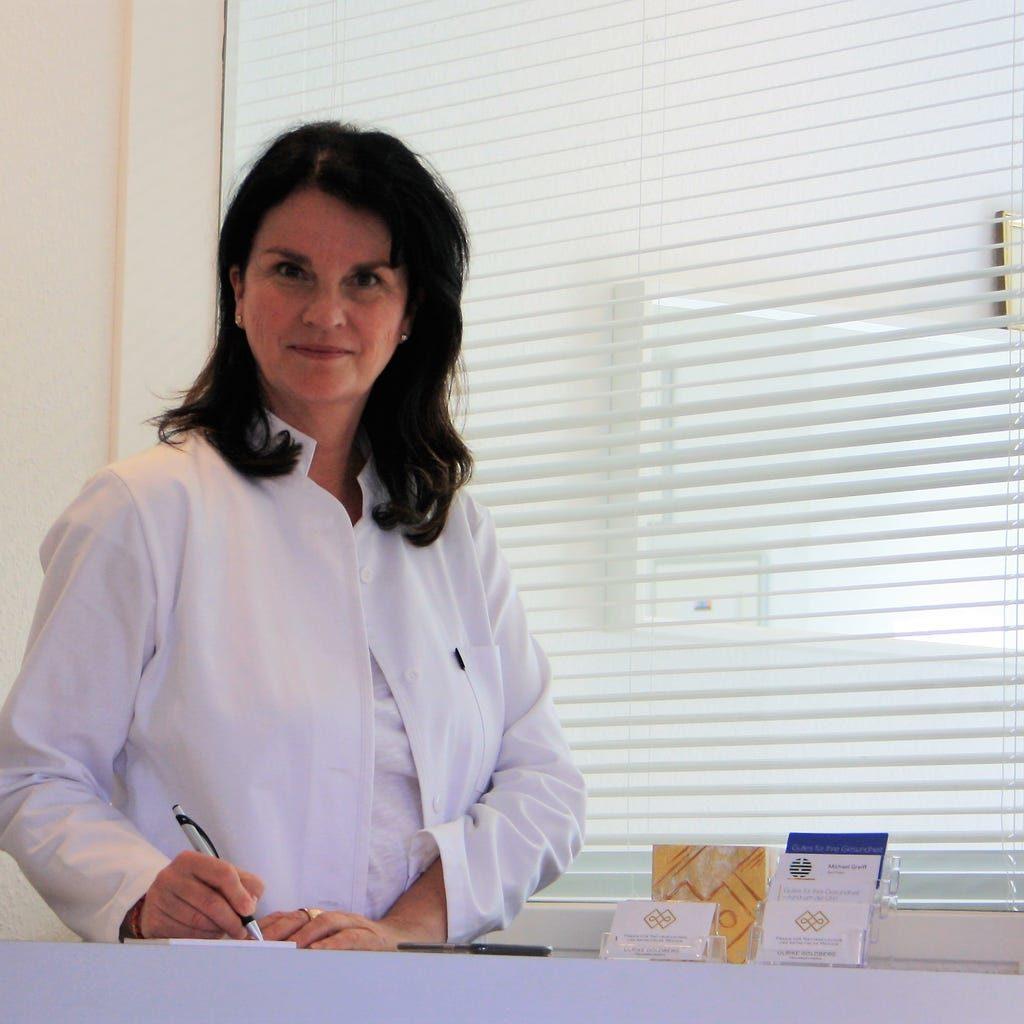 Ulrike Goldberg